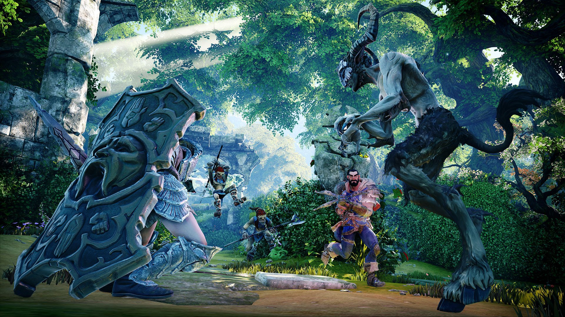 Video Game Fable Legends Wallpaper-1920x1080