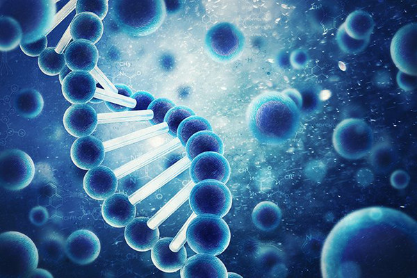 Create Abstract Medical Image Of DNA in Photoshop
