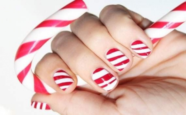 Manicure Ideas for Christmas 8