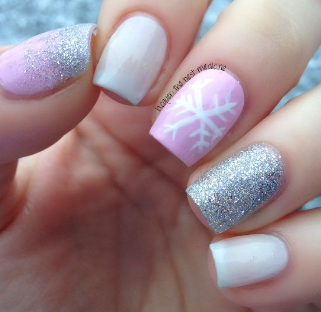 Manicure Ideas for Christmas 9