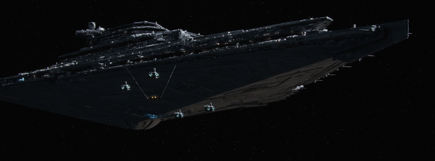Star Wars Episode VII The Force Awakens Facebook Cover Photo