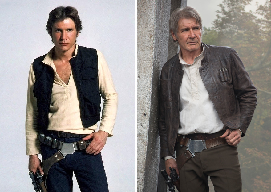 before and after star wars characters 1