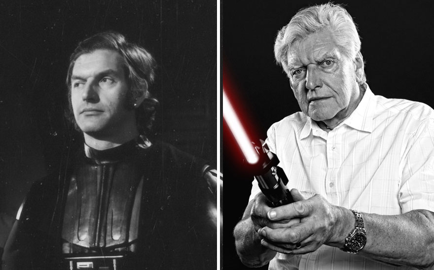 before and after star wars characters 13