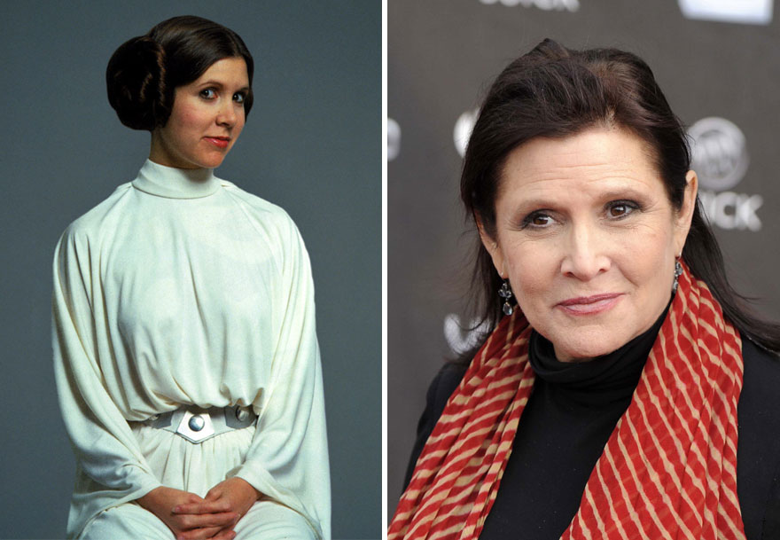before and after star wars characters 4