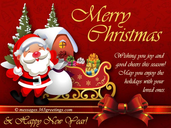 Christmas Messages For Friends.Christmas Messages Greeting Card For Friends And Families