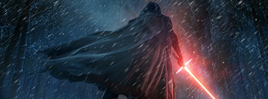star wars force awakens cover photo 2