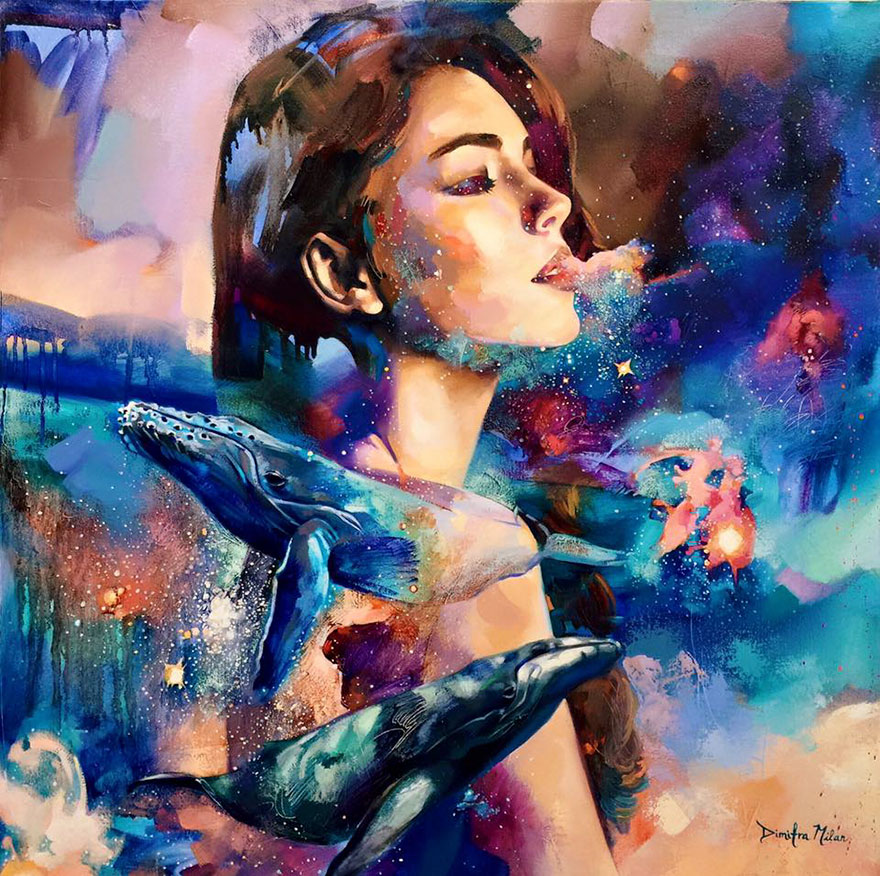 16-year-old-young-artist-surreal-painting-dimitra-milan 8