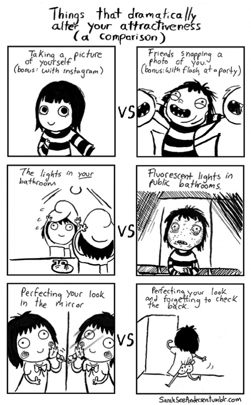 Comics Explain Everything About Being a Girl 10