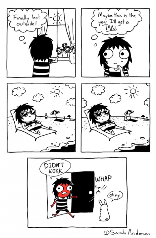 Comics Explain Everything About Being a Girl 12