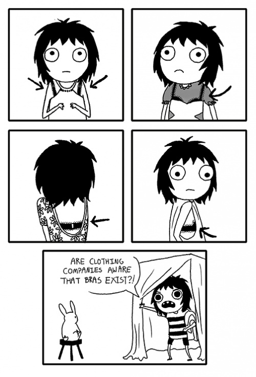 Comics Explain Everything About Being a Girl 13