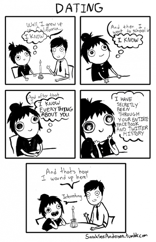 Comics Explain Everything About Being a Girl 21