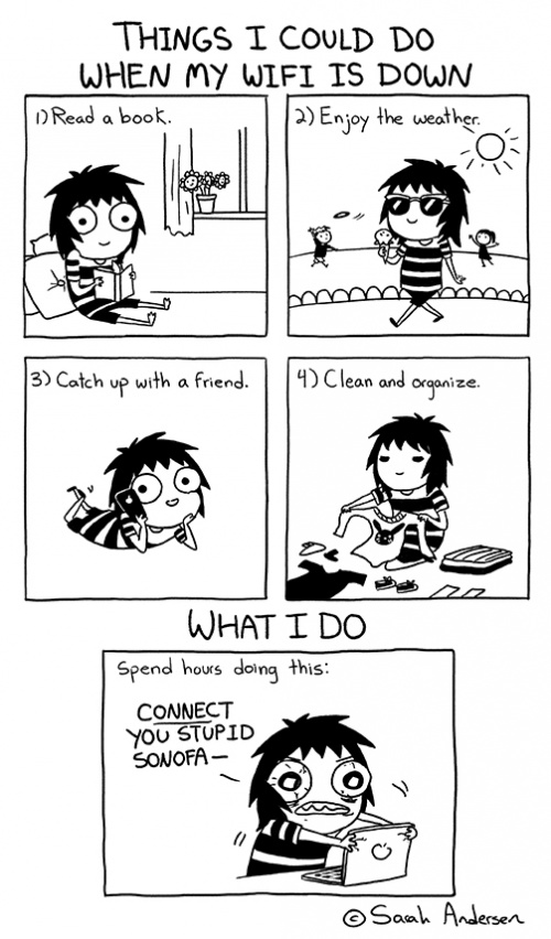 Comics Explain Everything About Being a Girl 22