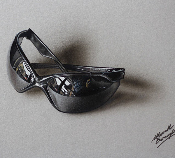 Drawing by Marcello Barenghi21