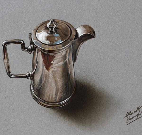 Drawing by Marcello Barenghi31