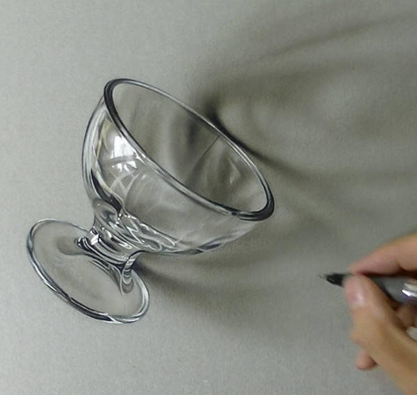 Drawings of Everyday Objects by Marcello Barenghi10