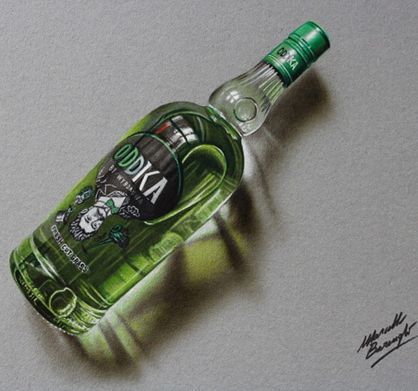 Drawings of Everyday Objects by Marcello Barenghi12