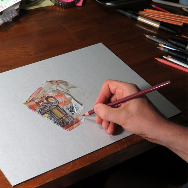 Drawings of Everyday Objects by Marcello Barenghi15