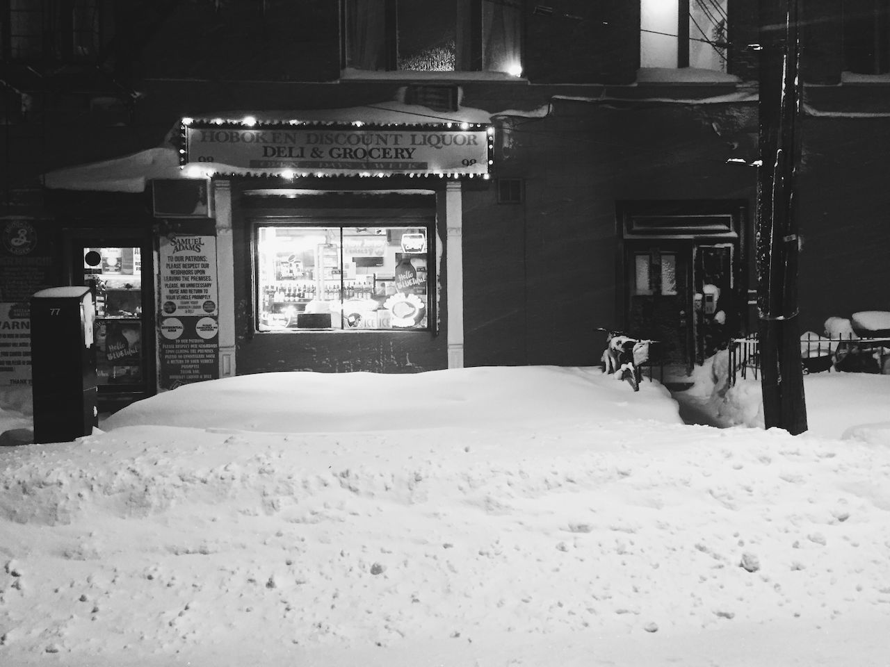 new york blizzard 2016 photo By Kevin O