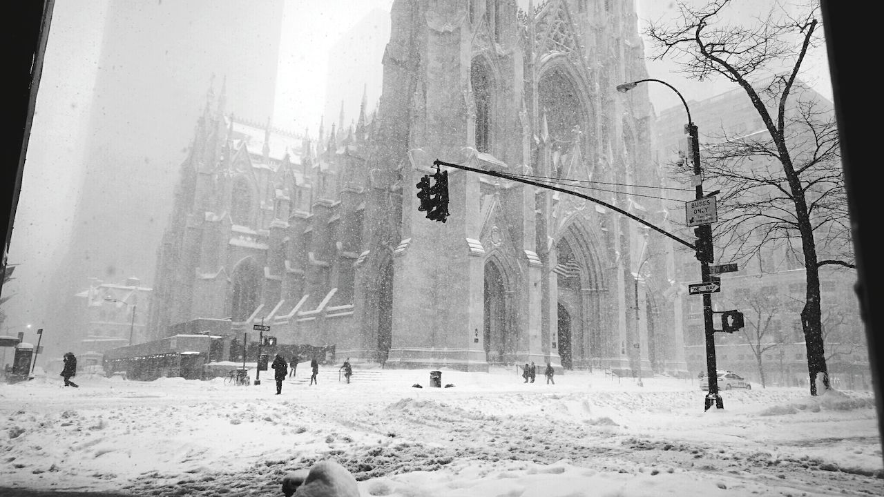 new york blizzard 2016 photo By titien wattimena 2