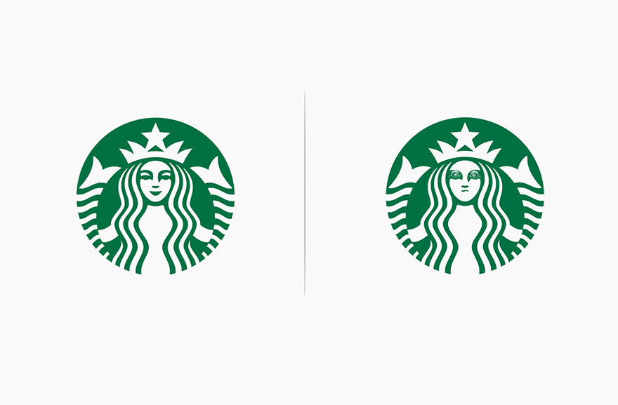 Famous Logos Affected By Their Products Funny Rebranding Marco Schembri 3