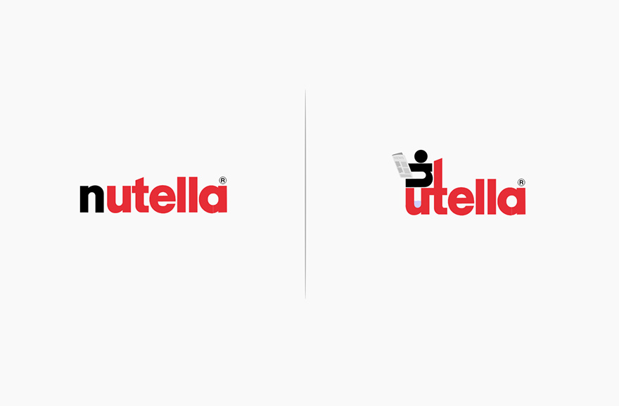 Famous Logos Affected By Their Products Funny Rebranding Marco Schembri 8