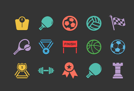 100-sports-fitness-icons