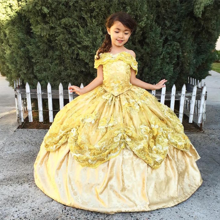 Disney Costumes for His Kids 1