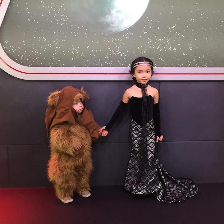 Disney Costumes for His Kids 10