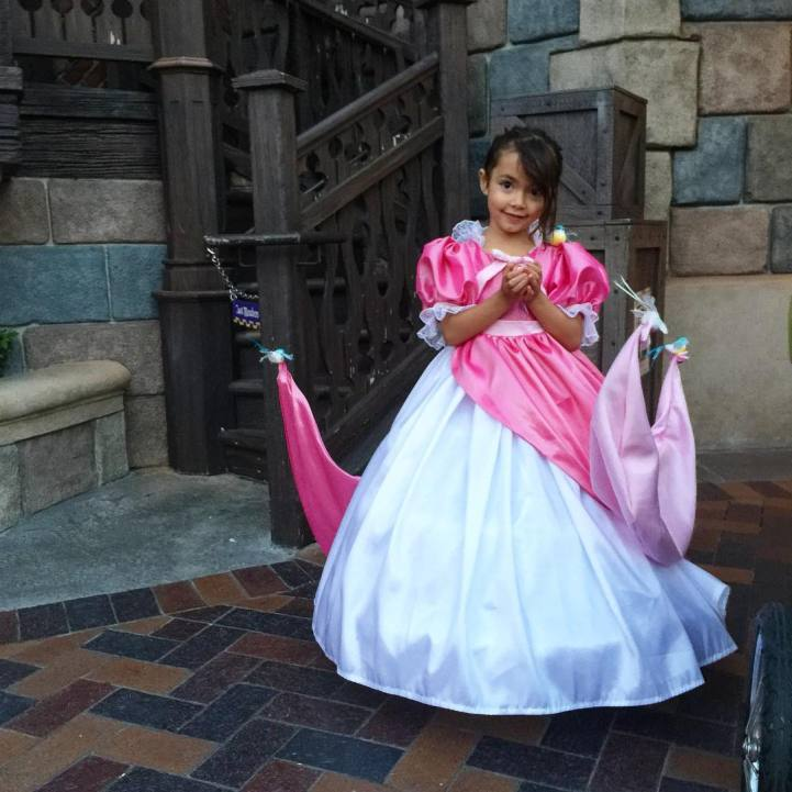 Disney Costumes for His Kids 12