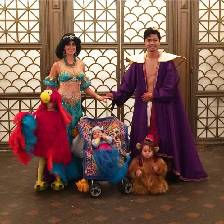 Disney Costumes for His Kids 14
