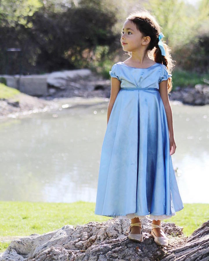 Disney Costumes for His Kids 15
