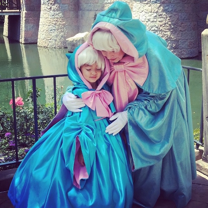 Disney Costumes for His Kids 2