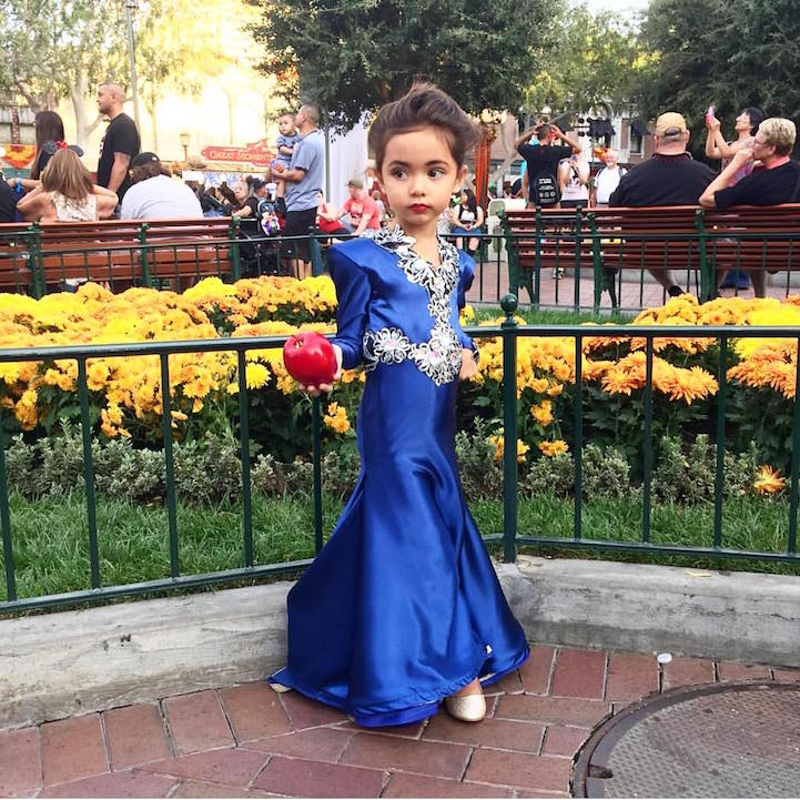 Disney Costumes for His Kids 6