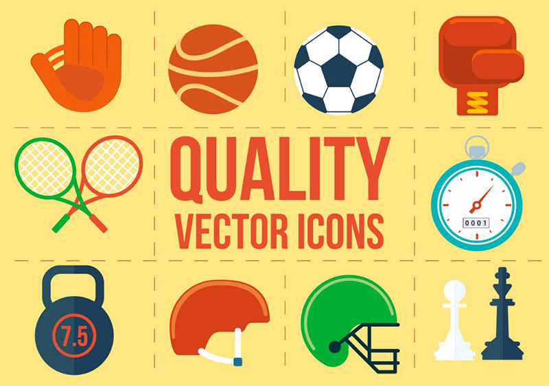vector-sports-icons