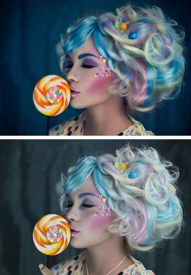 20 Amazing Images Before and After Photoshop Effect