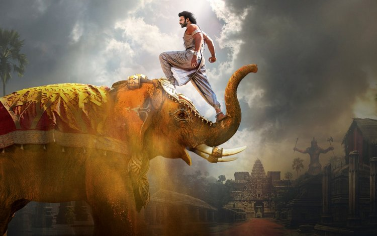 Baahubali 2 The Conclusion 2017 HD Desktop Wallpaper