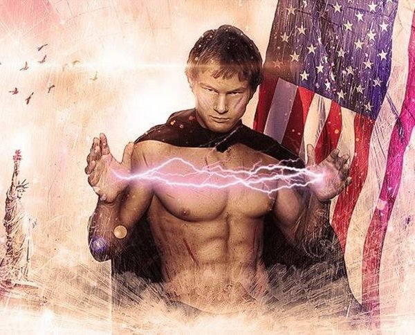 How to Create an Electrifyingly Patriotic Manipulation in Photoshop