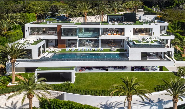 Look Inside $250 Million The Most Expensive House in America