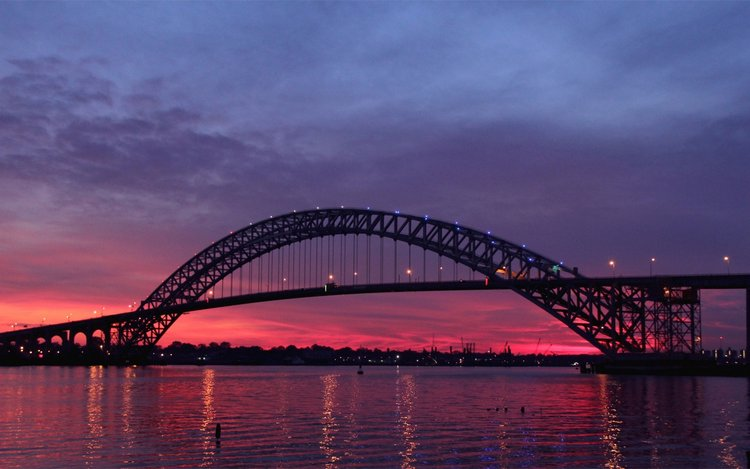 Bayonne Bridge Image Wallpaper