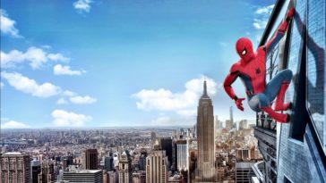 Spider Man Homecoming Movie Background 2017