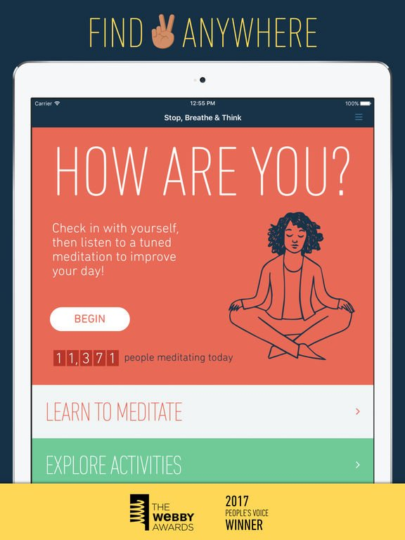 10 Best Meditation Apps for iPhone and Android