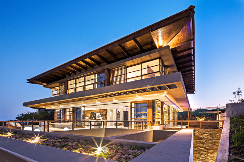 Beautiful New South African House with Ocean View