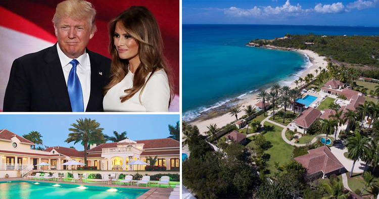 Donald Trump's $17 Million Caribbean Mansion