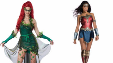20 Amazing Woman Superhero Costume Ideas