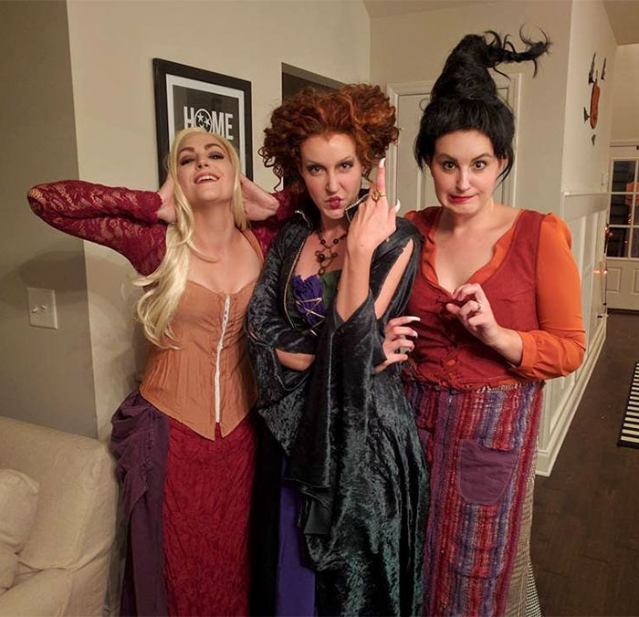 20 Creative Halloween Costumes People Took Costumes To Next Level