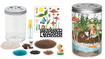DIY Terrarium Kit Creativity for Kids