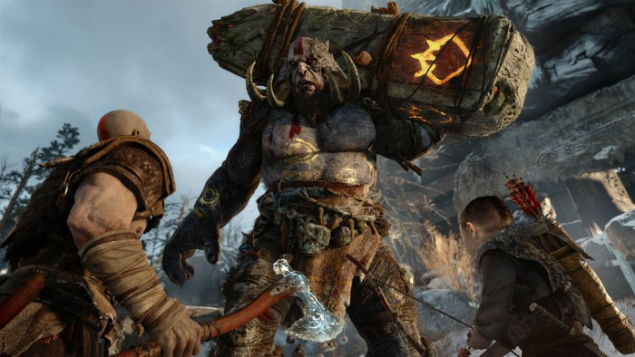 God of War most anticipated video games