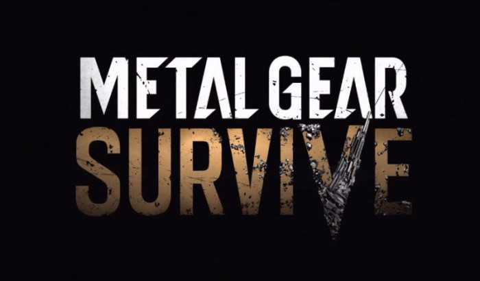 Metal Gear Survive most anticipated video game