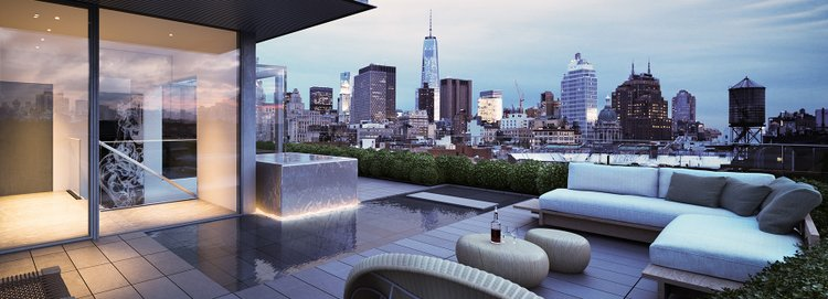 New Penthouse Renderings Images