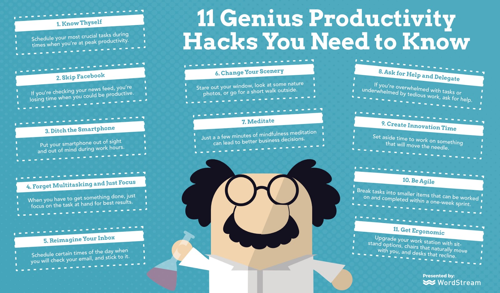 Productivity Hacks That Will Improve Your Life
